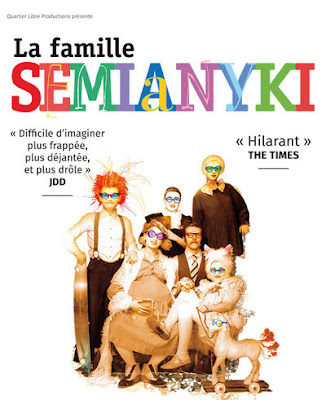 Théâtre-La famille Semianyky