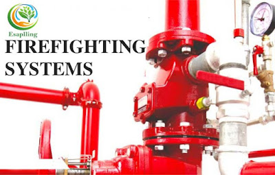 Esaplling Fire Fighting System