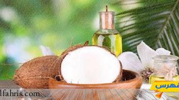 فوائد زيت جوز الهند المذهلة للشعر والبشرة والجسم كامل