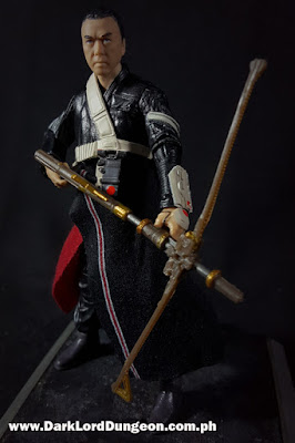 Star Wars Black Series Chirrut Imwe with Lightbow Action Figure