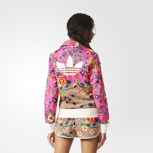 jaqueta farm adidas originals parceria supergirl