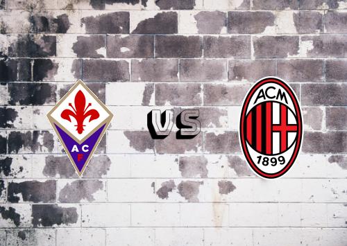 Fiorentina vs Milan  Resumen y Partido Completo