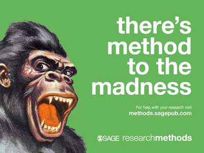 Sage Research Methods - Method to the Madness Poster