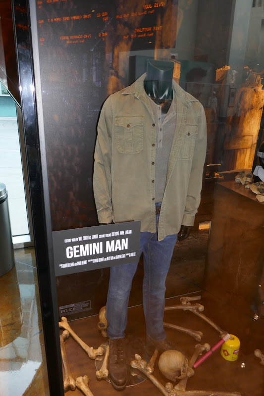 Will Smith Gemini Man Junior film costume