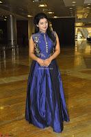 Tarunika Sing in Blue Ethnic Anarkali Dress 09.JPG