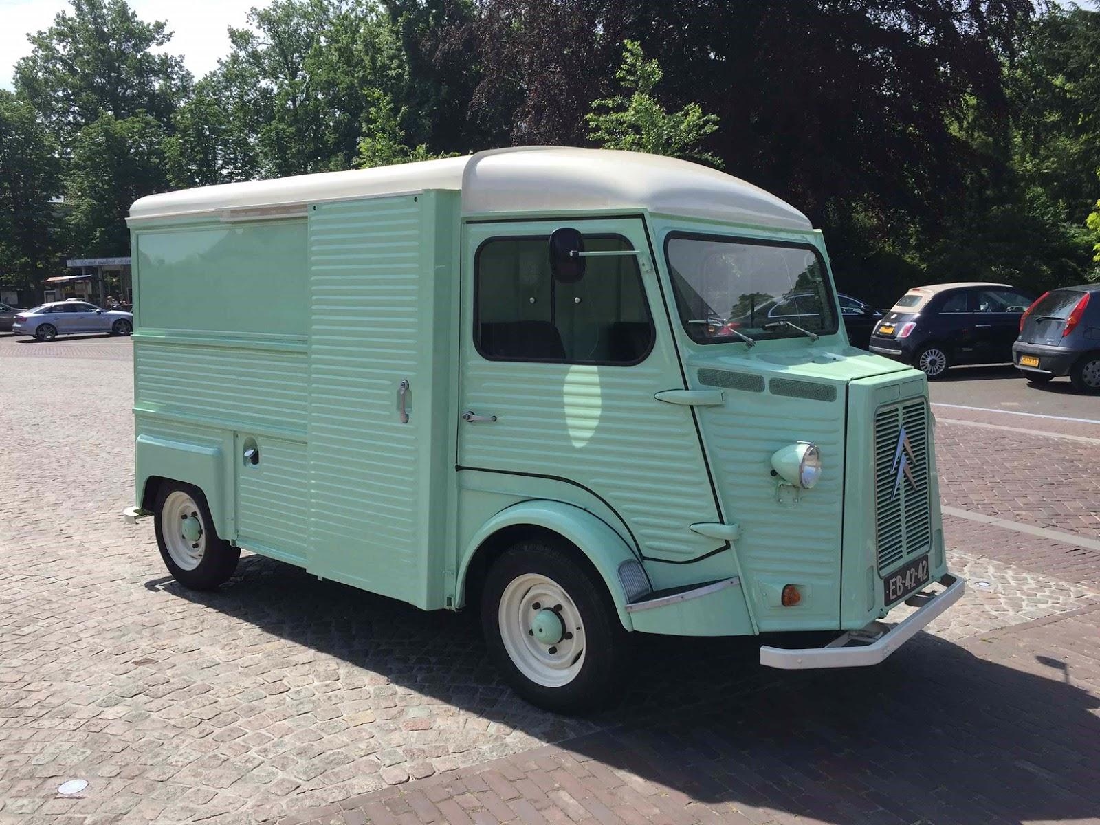 Verbazingwekkend Italian Food Trucks - Mobiele Catering Concepten met een Italiaans TJ-32