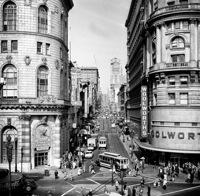 Cable Car Black And White Wallpaper 20 Amazing Black And White Photographs Of San Francisco