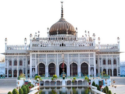 Small Imambara in Lucknow City