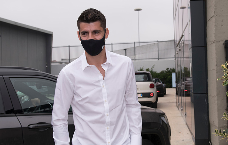 """Morata: """"Ovo je sjajan klub i moja porodica"""""""