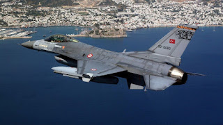 Στο «κόκκινο» οι προκλήσεις των Τούρκων – Μαζικές υπερπτήσεις στο Αιγαίο