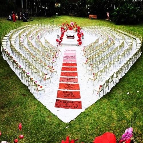 3 Pm Outdoor Wedding: Top Outdoor Nigerian Wedding Decor
