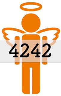 エンジェルナンバー 4242 の意味