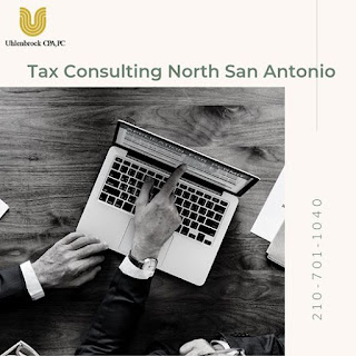 tax consulting in North San Antonio