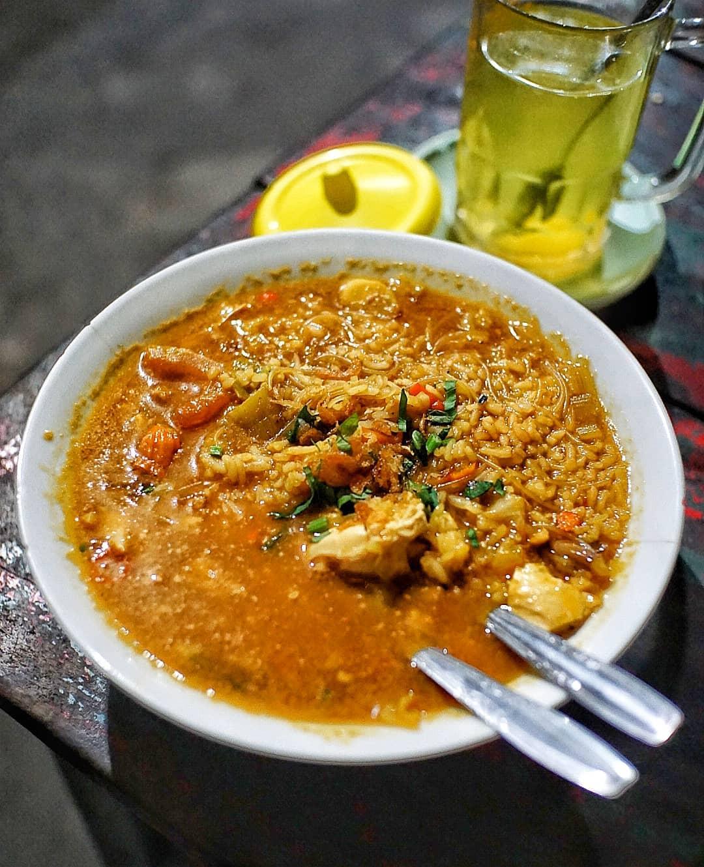 Sego Godog Pak Pethel Kuliner Legendaris Bantul Yogyakarta