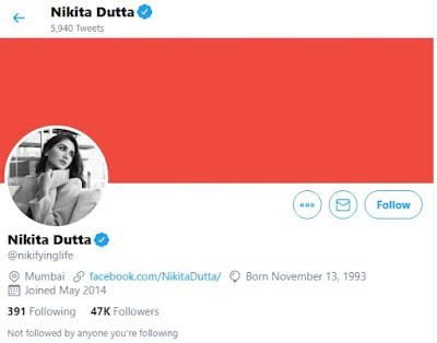 Nikita Dutta Age, Boyfriend, Family, Father, Movies, Wiki & Biography 2020 | Nikita Dutta Full Biography |