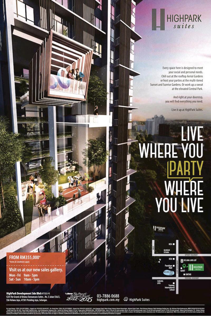 HighPark Suites Kelana Jaya