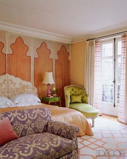 Ev Dekorasyon Hobİ Fas Stili Yatak Odaları