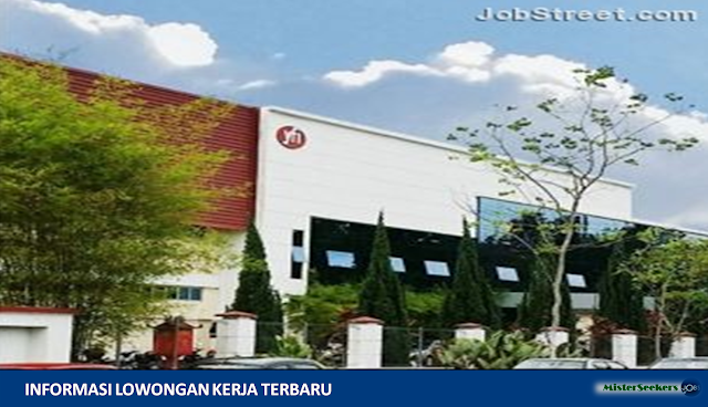Lowongan Kerja PT. Yoke Food Industries Indonesia (Industri Makanan Yoke Sdn. Bhd)