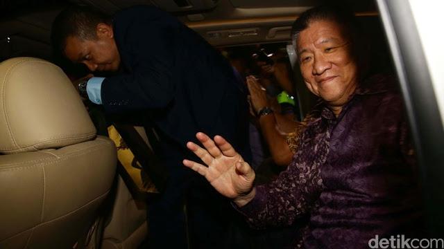 Aguan Pernah Jamu Prasetio, M Taufik dkk di Rumahnya Akhir Tahun 2015