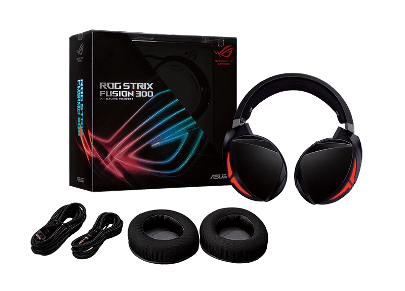 ASUS ROG Strix Fusion 300 now available in the Philippines