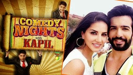 Sunny Leone In Comedy Nights