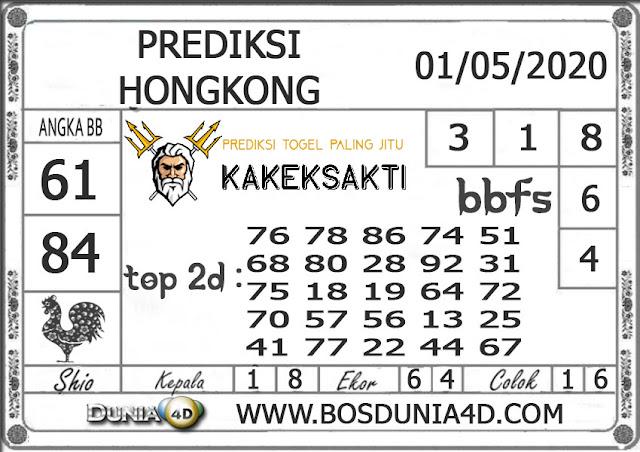 Prediksi Togel HONGKONG DUNIA4D 01 MEI 2020
