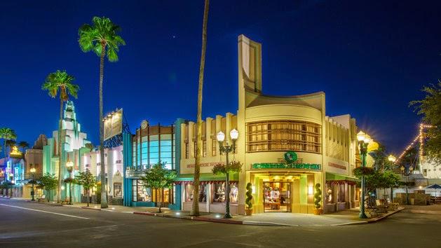Lojas Disney Hollywood Studios Keystone