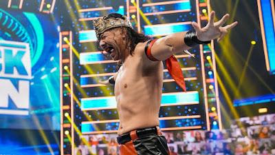 Shinsuke Rick Boogs King Corbin SmackDown KOTR