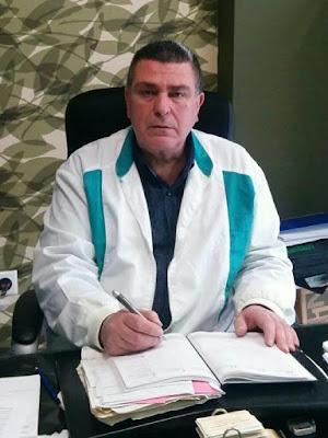 Δήλωση υποψηφιότητας του Χριστοφορίδη Σταύρου, Οδοντιάτρου για την θέση του Θεματικού εκπροσώπου Υγείας της ΝΟΔΕ Πιερίας.