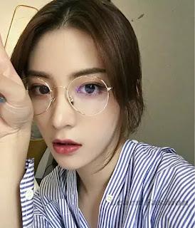Pro Acme non-prescription clear lens glasses