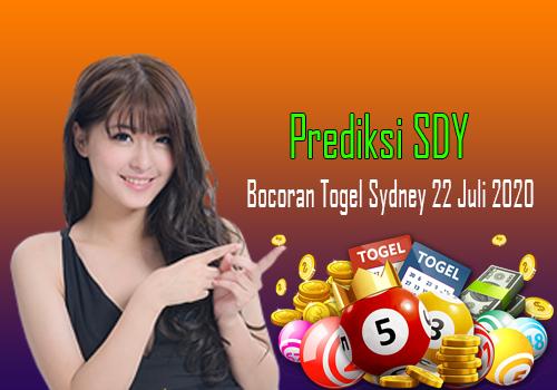 Prediksi Bocoran Togel Sydney 22 Juli 2020