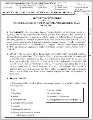 AAWSAP Contractor Bid Form
