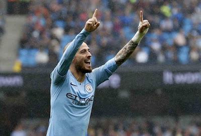 David Silva entra para história do Manchester City