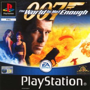 Download 007 The World Is Not Enough - Torrent (Ps1)