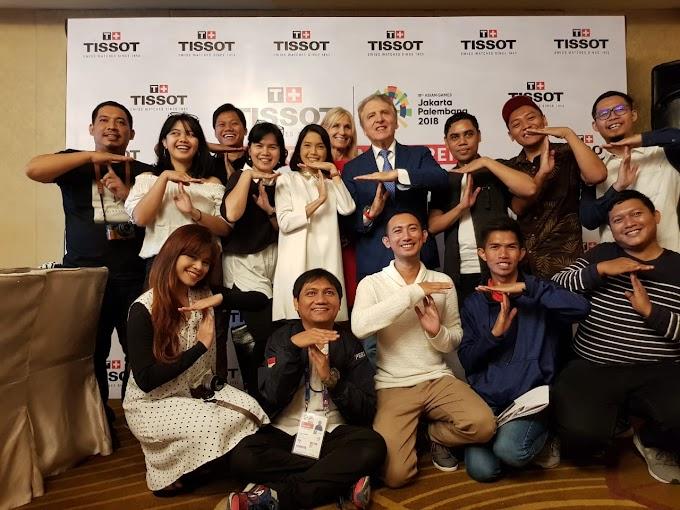 Tissot Hadirkan Inovasi dan Teknologi Terbaru Pada Jam Tangan Edisi Asian Games 2018