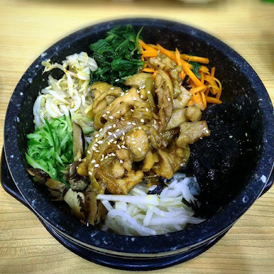 Restaurant Sopoong Saji Makanan Korea
