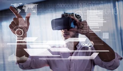 The emergence of Virtual Reality In Business