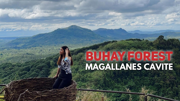 Things to do in Cavite Tourist spots Buhay Forest