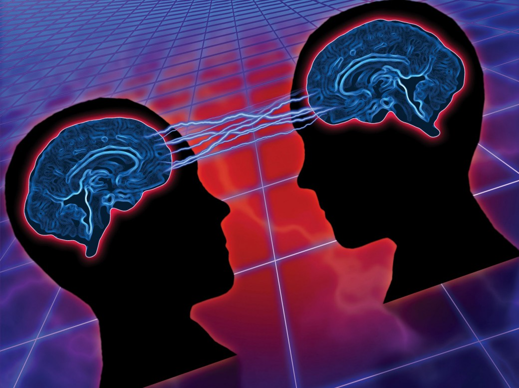Communication between Brain and Mind