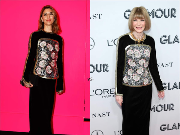 👗Sofia Coppola vs Anna Wintour