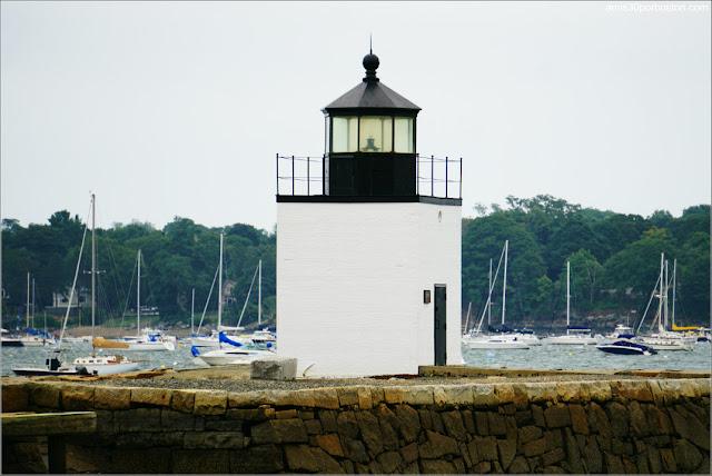 Derby Wharf Lighthouse, Salem
