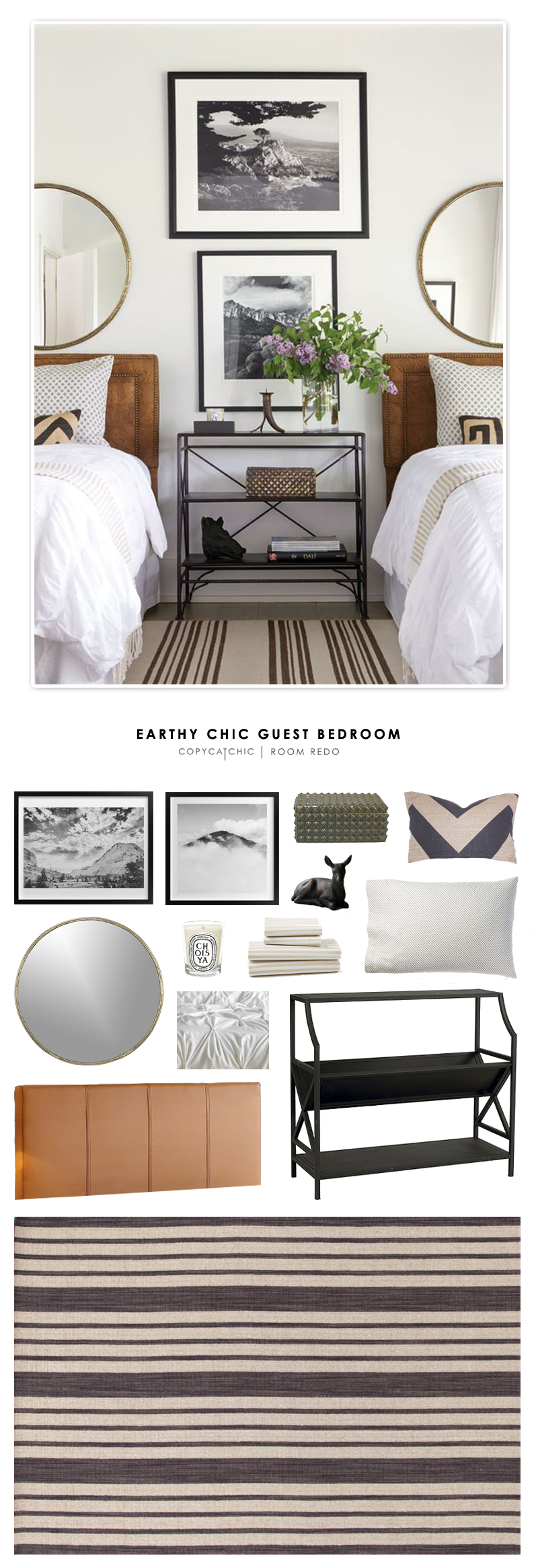 copy cat chic copy cat chic room redo earthy chic guest