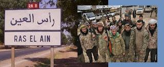 اخر التطورت الميدانية  في سري كانيه وريفي تل تمر وزركان بشمال شرقي سوريا/ روجآفا