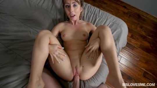 Daphne Dare in Pussy Eating Practice On Stepsis - Sis Loves Me