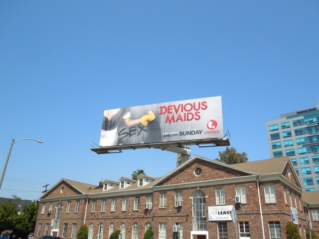 Devious Maids Sex billboard