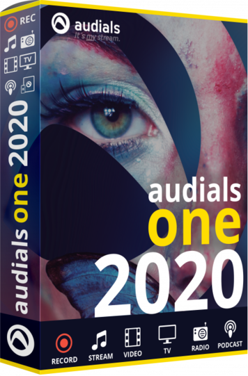 Download Audials One For 10, 8/8.1 And 7 Windows PC