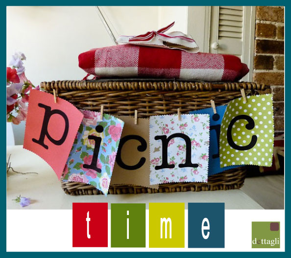 dettagli home decor Picnic Time foto1