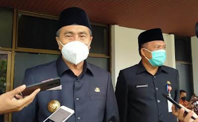 Gubri Akan Bahas Tol Pekanbaru- Padang Dengan Gubernur Sumbar