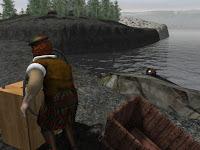 Videojuego The Cameron Files - Secret at Loch Ness