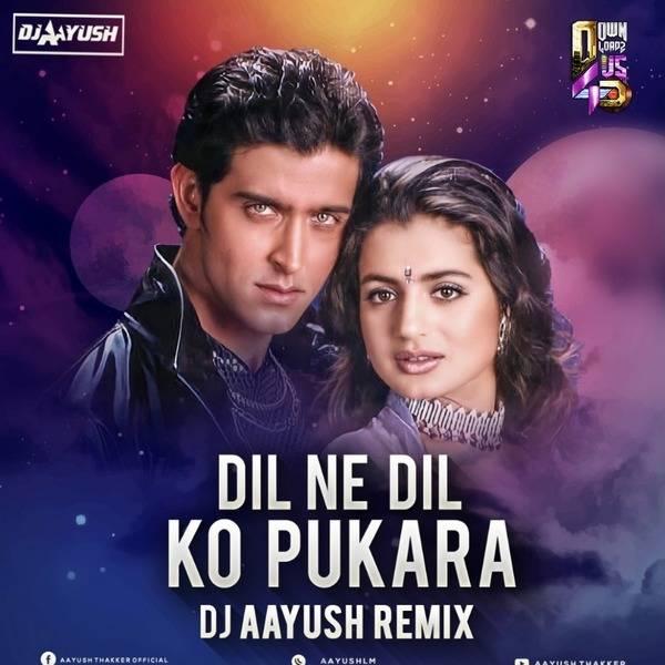 Dil ne dil ko pukara lyrics Kaho naa pyar hai Babul Supriyo Hindi Bollywood Song